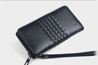Knitting famous brand PALANGNI male fashion clutch evening bag business banquet bag