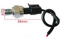 NEW Pressure Sensor G 1/4'' Water Oil Diesel Gasoline Gas