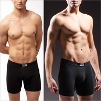Top Quality SAXX Men's Underwear Luxury Boxer Black ~ M