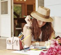 New Celebrity Fashion 2 Size D-cube Barletta Mini Color Blocked Women Messenger bags Designer Brand PU Learher cross-body bags