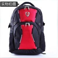 Swiss army knife 14 15.6 computer backpack double-shoulder notebook business bag male Women bag