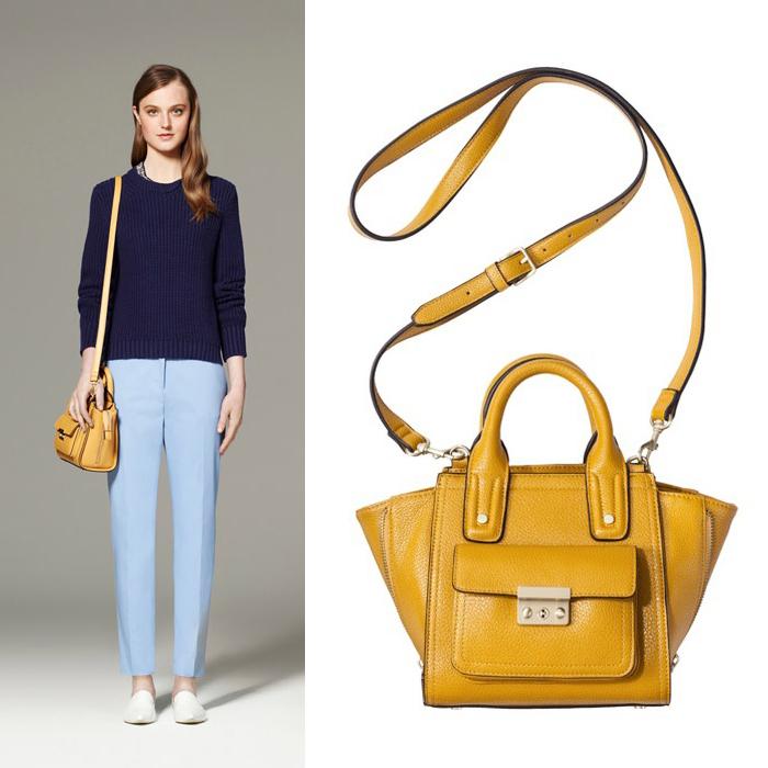 New Celebrity Designer 3.1 Phillip Zipper Mini Target Bat Bags Women shoulder Handbags Criss-Cross Messenger Bags Free shipping(China (Mainland))