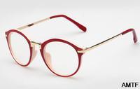 eyeglasses frames rushed acetate oculos de grau women 2014 new retro fashion glasses frame 9178 classic computer free shipping