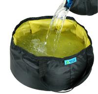 Outdoor travel portable folding basin for Wash  Fishing