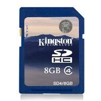 Kingston Memory Card 32gb Class 4 SDHC Flash Memory Card 32 GB SD Card Cartao De Memoria Photo Frame SD4/4GB Full Capacity