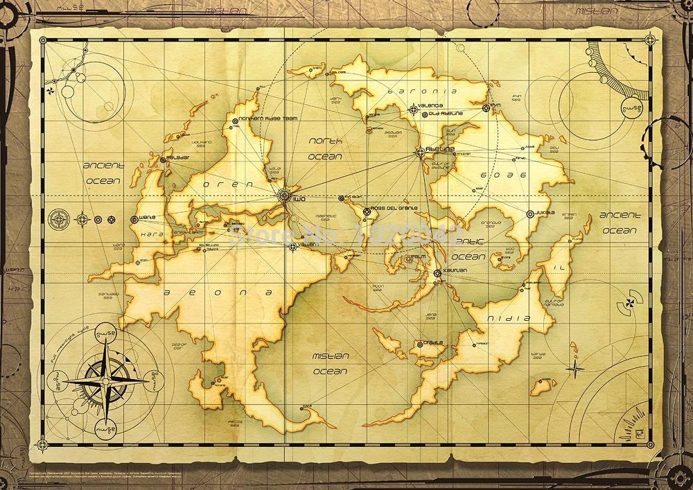Frete Grátis mapa político do mundo da arte decorativa imperial Poster parede vintage Adesivo Decora??o 24x36 polegadas A003 .(China (Mainland))