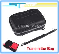 Fashion Waterproof Transmitter Bag Case For JR Futaba FlySky FS-T6 FS-TH9X Radio Controller RC drone quadcopter Free sh kids toy
