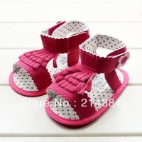 Baby girl sapato infantil girl sandals for toddler first walkers brand, sapatilhas princess baby girl sandals ,6 pairs/lot!