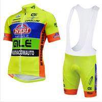 Hot Sale ! 2014 VINI Fantini Outdoor Bike Cycling Jersey and bicicleta bib Shorts Ciclismo Clothing MTB Sportswear SZ12