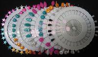 Wholesale Lots Large Plate Needle Muslim Bandanas Pin Hair Grip Muslim Hijab Hat Pin Women Accessory