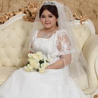 Free Shipping 2014 latest big-size wedding dress high waist bridal dress customized formal dress