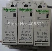 Schneider Modulus Contactor CT-25 2P 25Amp NO Household AC Contactor