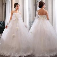 free shipping ! new arrival wedding dress one shoulder high waist maternity formal dress big size bride dress