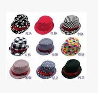 2014 Fashion Jazz Toddler Kids Baby Boy Girl Cap Cool Photography Fedora Hat Top Free Shipping & Drop Shipping