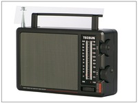 TECSUN R-308 ANALOG AM/FM LARGE SPEAKER RADIO HOME USE R308 High sensitivity Receiver With Built-In Speaker for old man