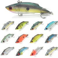 Fishing Lure Lipless 10g Trap Crankbait Hard Bait Fresh Water Deep Water Bass Walleye Crappie L536 Fishing Tackle L536X39
