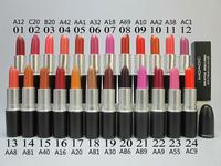1pcs retail NO111 makeup lipstick,24colors lip stick,free shipping