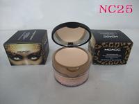 1pcs retail NO274A makeup powder cake +loose powder 2 in 1,4 colors free shipping