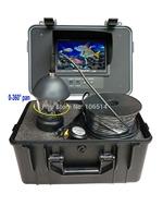 4.3 дюймовый подводный рыбы камеры с функцией видеокамера, видеокамера hd для рыбалки с кабелем 20 м