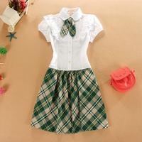 Women dress summer 2014 desigual casual vestidos for ladies clothing vestido de festa party dress short sleeve cute dresses