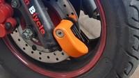 Bicycle lock /  electric lock / motorcycle alarm disc brake lock / anti-theft lock