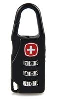 New Swiss mark 5 PCS/lot Cross Symbol Zipper Bag Luggage  Cabinet Armoire Combination Code Lock Latch Security Digital Padlock