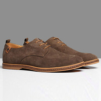 Men's Flats New Fashion Men Shoes Leather Shoes High Quality Boots Shoes Low Top Men Sneakers Genuine Leather Oxford Shoes