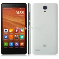 Case&film free!Xiaomi red rice note MT6592 Octa Core 1.7ghz,5.5'' IPS screen 1280*720,2G RAM 8G ROM,Dual SIM,3100mah BAT,52 lang