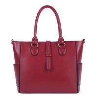 Simple Tote Vintage Women Messenger Bag Fashion Women Handbag Hot Shoulder Bag Genuine Leather Bag Bolsas 2015 New Crossbody Bag