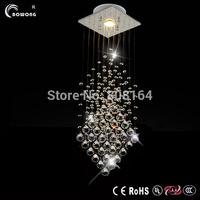 new arrival modern led crystal chandelier,modern ceiling lamp