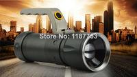OEM M3 CREE XML T6 LED Light  Flashlight Torch Super Bright 1000lm 5 mode Zoom Adjust Handlebar LED  Flashlight  Torch freeship