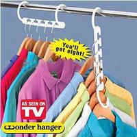 N141TV shopping magic magic hanger 8 multifunctional hanger mounted storage racks