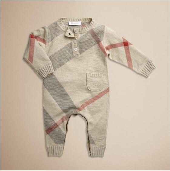 al dettaglio invernale neonato pagliaccetti bimbo carrettieri originale bambini autunno dei bambini abbigliamento abbigliamento maniche lunghe maglia maglione pullover