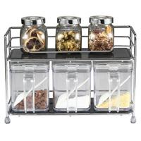 Sakura seasoning rack shelf spice rack quality seasoning box cs-5002