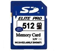 5pcs/lot 512MB SD CARD 512 MB SECURE Digital Card