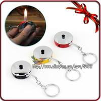 Firebird Kitchen Pan Design Gadget Gift Refillable Batune Gas Cigarette Novelty Keychain Lighter