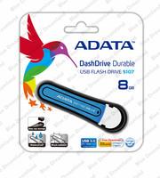 Free Shipping ADATA Durable DashDrive USB 3.0 FLASH DRIVE S107 8GB