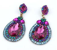 Super sexy jewelry nightclub alloy earrings shaped Geometric LADIES EARRINGS