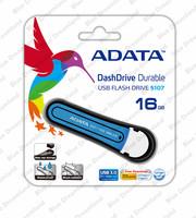 Free Shipping ADATA Durable DashDrive USB 3.0 FLASH DRIVE S107 16GB