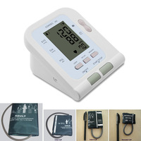 CE FDA CONTEC08C Digital Blood Pressure Monitor Sphygmomanometer+ Adult/Child/Infant/Neonate Cuffs +free Software