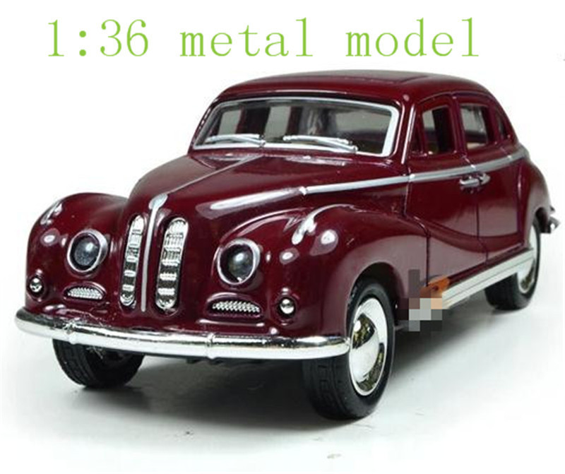 HOT sale 2014 kid present classic car model pull back alloy model children electric toys light sound 1:36 model(China (Mainland))