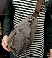 Free shipping New 2014 Women men Brand Canvas Vintage Messager Bags Travel cross body sling Men bag shoulder bags