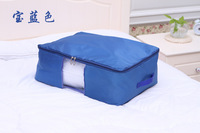 Quilt bag storage box