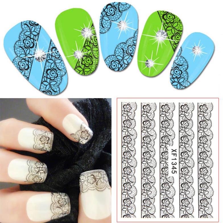 цена на Наклейки для ногтей New brand #L10157