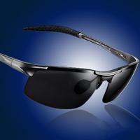 New 2014 Fashion classic Aluminum Magnesium Alloy Polarized Sunglasses Men Driving glasses Sports Sun Glasses High Quality 730O