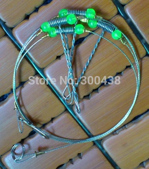 New 2015 fishing wire Lure Fishing hooks spinning reel,30pcs(China (Mainland))