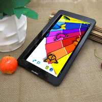 pro 7 inch capacitive touch screen MTK8382 Dual core Android 4.2 WIFI 3G tablet pc SF- DM7G