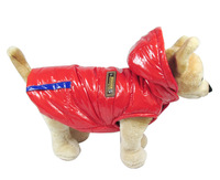 New Hoodied Lighten Design Pet Dogs Coat  Free Ship 2014 new clothing for dog