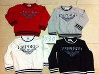 Fashion boy's shirt ,baby Leisure clothing,Children's Warmer Hoodies & Sweatshirts,kids long sleeve Autumn T-shirt/Boy's Jacket