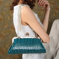 2014 evening bag clip upscale European and American casual diamond pattern embossed handbag party bags women free shipping